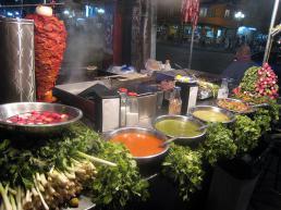 Melaque taco stand