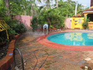 El Palmar Melaque hotel pool