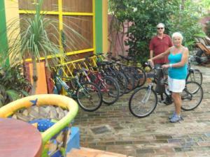 El Palmar bikes
