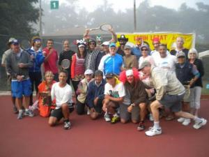 Melaque Mexico benefits from Canadian tennis players fundraising