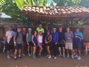 Mexico tennis at El Palmar Beach & Tennis resort