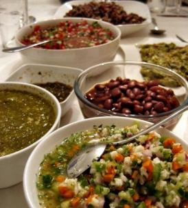 Mexican Cuisine and Beans