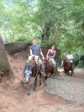 Horseriding tours on your Mexico Vacation