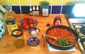 Mexican Cooking and Ingredients