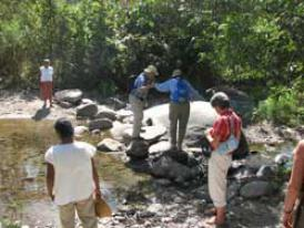 Walking trips whilst on your Mexico Vacation
